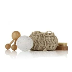crochet soap saver | Aloe Ferox Skin Products